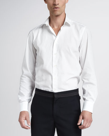 Dress Shirt, White