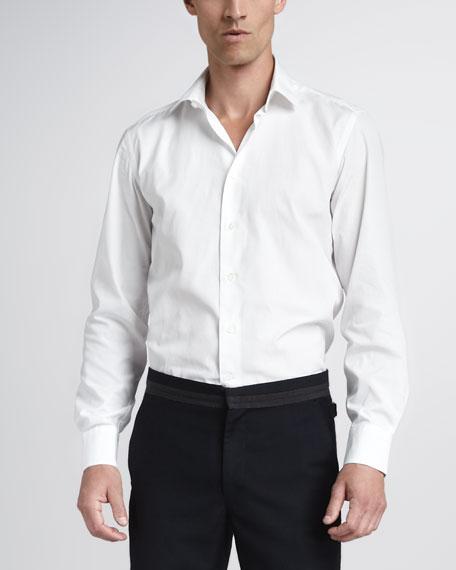 Dress Shirt, White