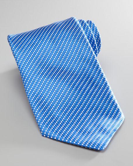 Dot-Stripe Tie