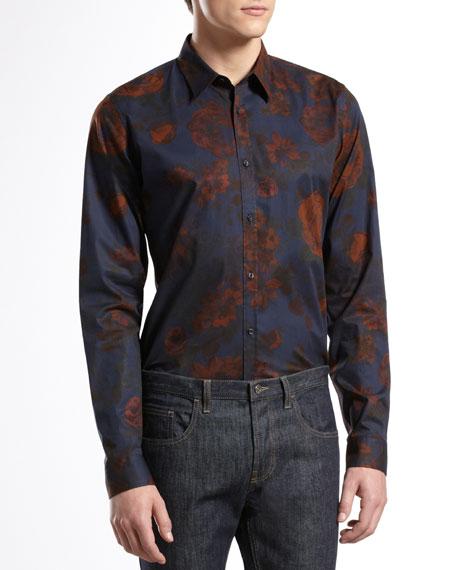 Slim Printed Shirt