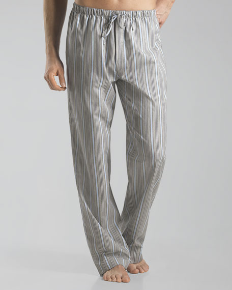 Soho Striped Woven Lounge Pants