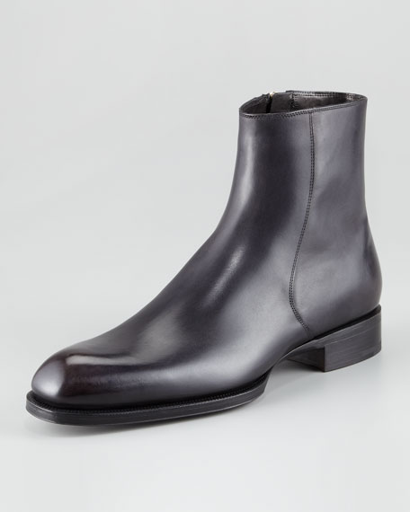 Edward Zip Boot