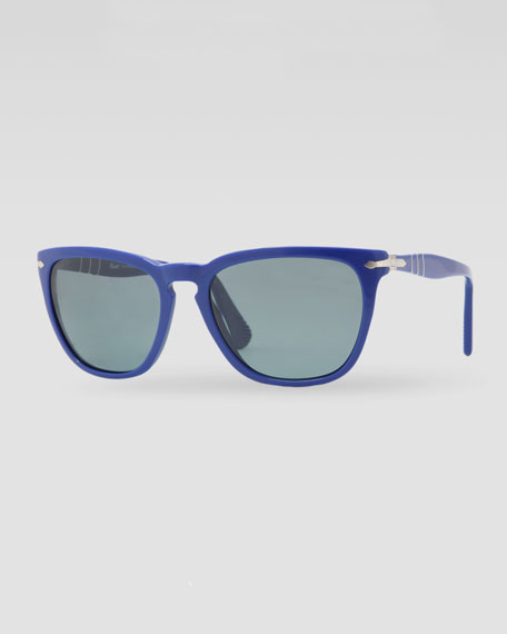 Capri Polarized Sunglasses, Blue