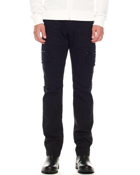 Twill Cargo Pants