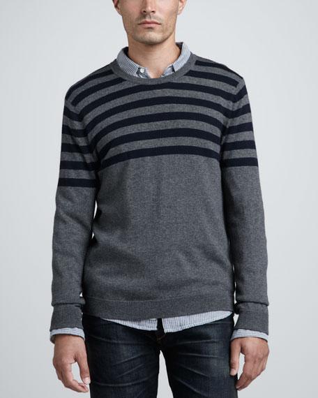 Bamburg Striped Sweater