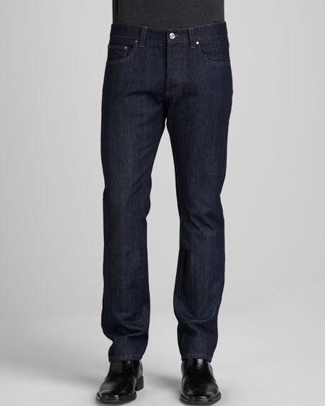 Dark Regular-Fit Jeans