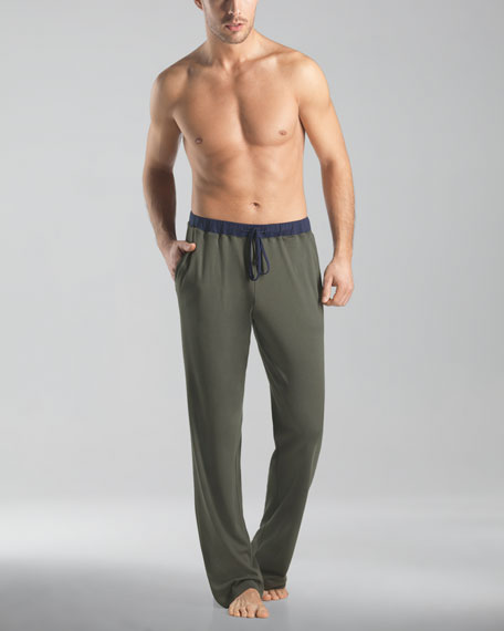 Midtown Two-Tone Lounge Pants