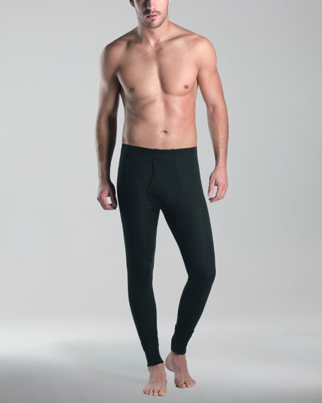 Silk/Cashmere Warmwear Pants