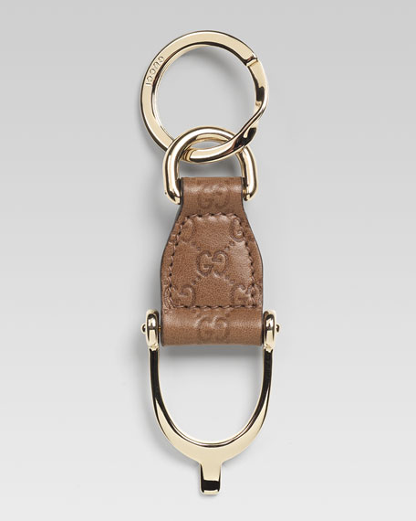 Mini Stirrup Key Chain