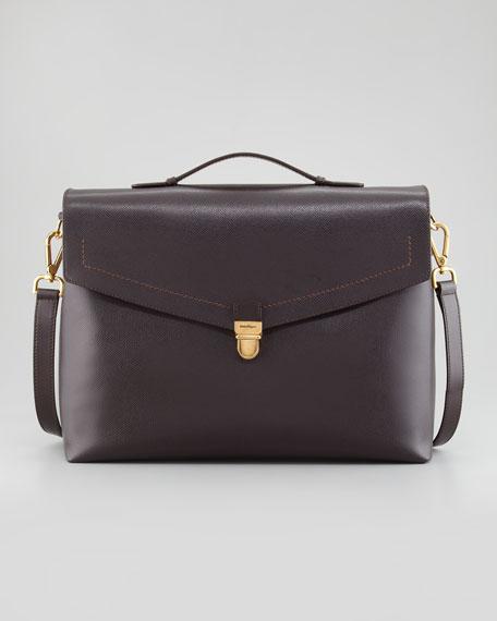 Los Angeles Briefcase, Brown