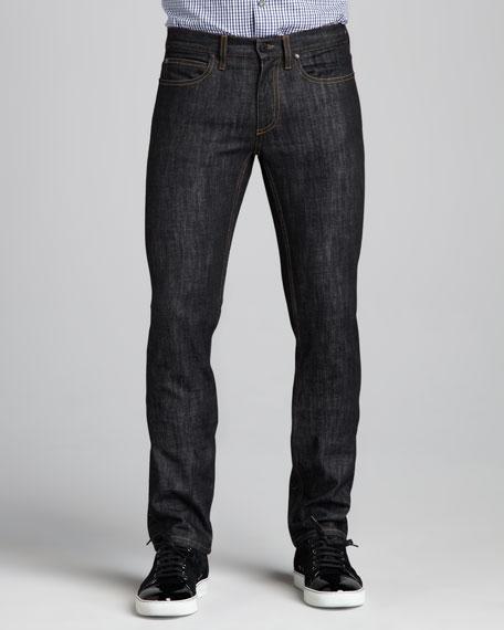 Slim Rinsed Jeans