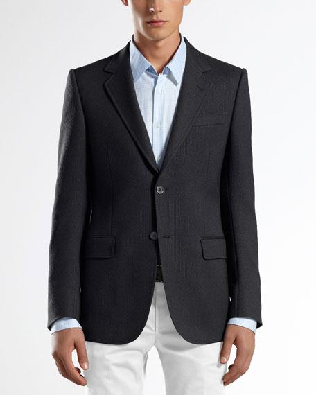 Caspian Structured Marseille Jacket