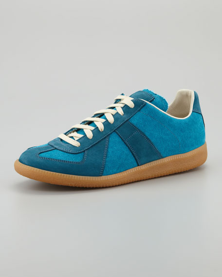 Replica Sneaker, Bright Blue