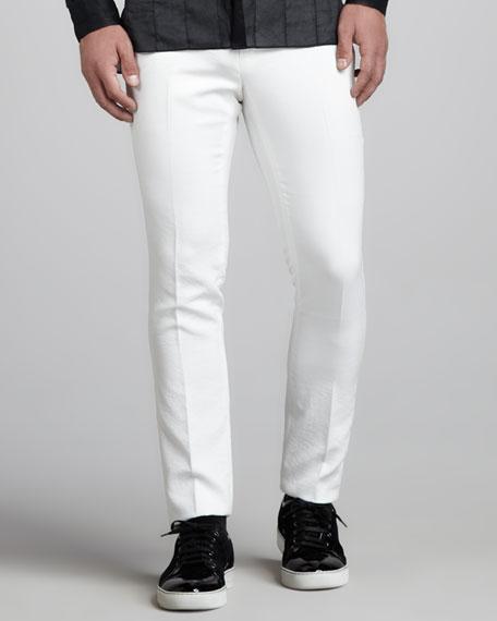 Skinny Runway Pants