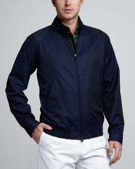 Cotton Rain Jacket