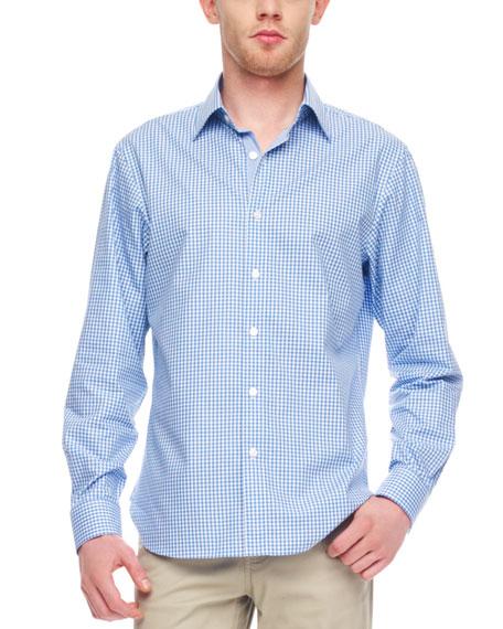Grayson Gingham Shirt