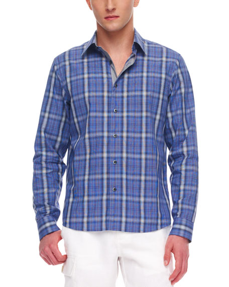 Donovan Check Shirt