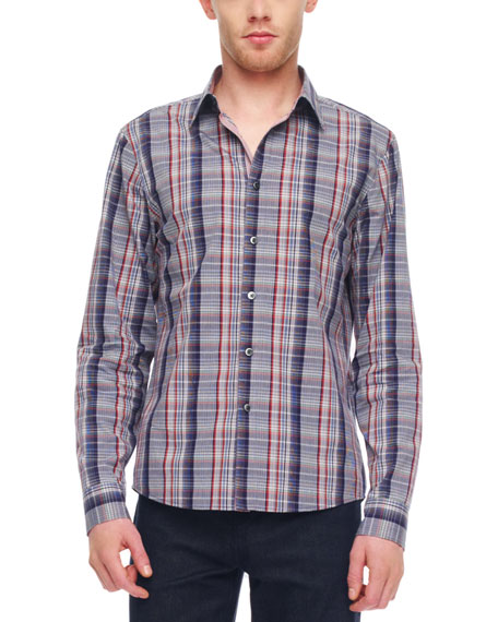 Ryder Check Shirt