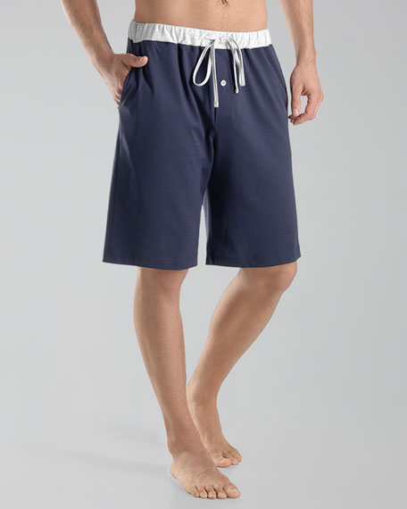 Night/Day Drawstring Shorts