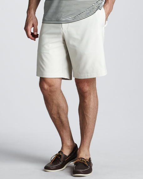 Peter Millar Raleigh Stretch Shorts