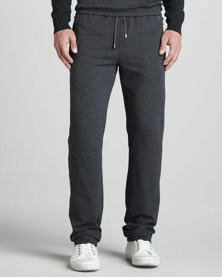 Track Pants, Gray