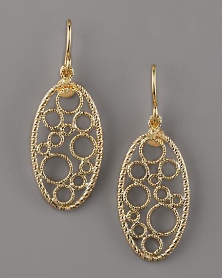 Bollicine Gold Earrings