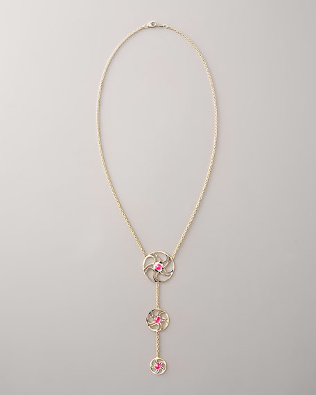 Contarini Ruby Necklace
