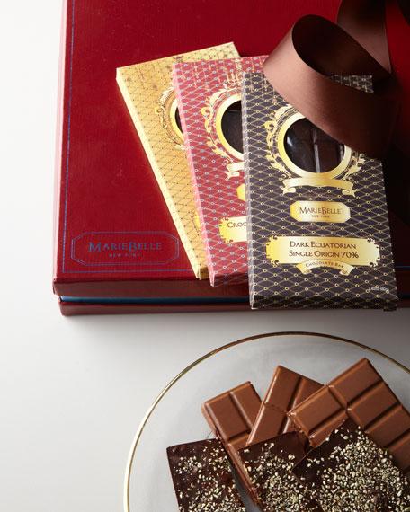 """""""Chateau MarieBelle II"""" Chocolate Bars"""
