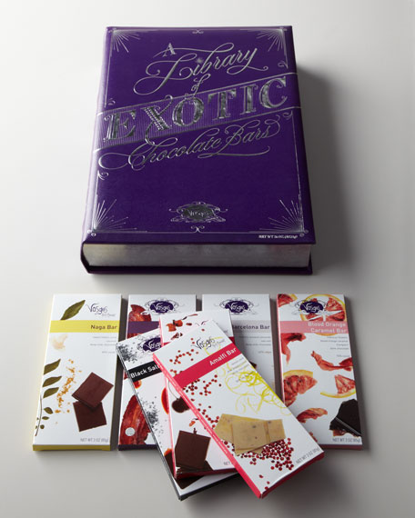 Exotic Chocolate Library
