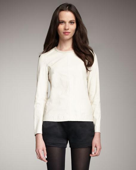 Wool-Jersey Shorts