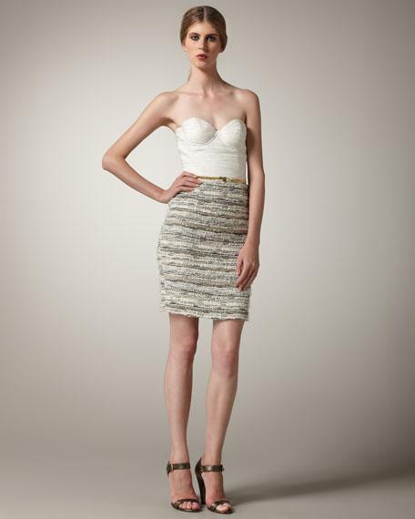 Elena Bustier Dress