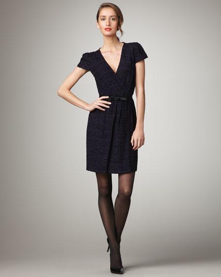Emilie Wrap Dress