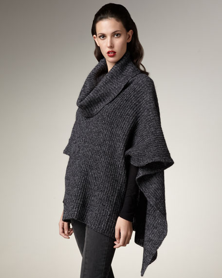b349fa966e3 MARC by Marc Jacobs Turtleneck Sweater-Cape