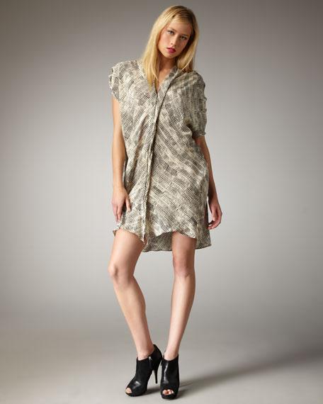 Rosartre Printed Dress