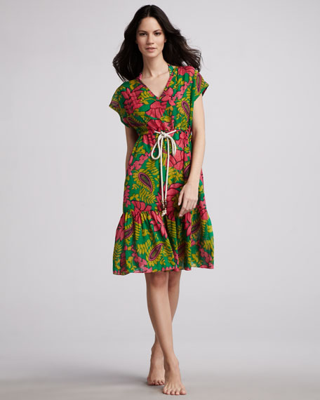 Bonzai Dress Coverup