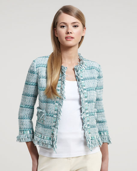 Marion Tweed Jacket