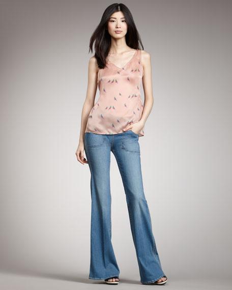 Workwear Wide-Leg Jeans