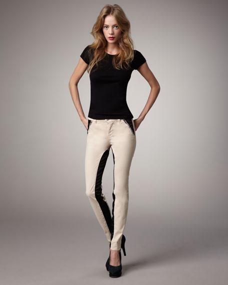 Nikko Inserted Jeans