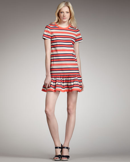 Flavin Striped Dress