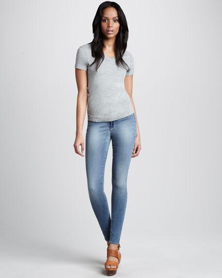 Verdugo Happy Ultra-Skinny Jeans