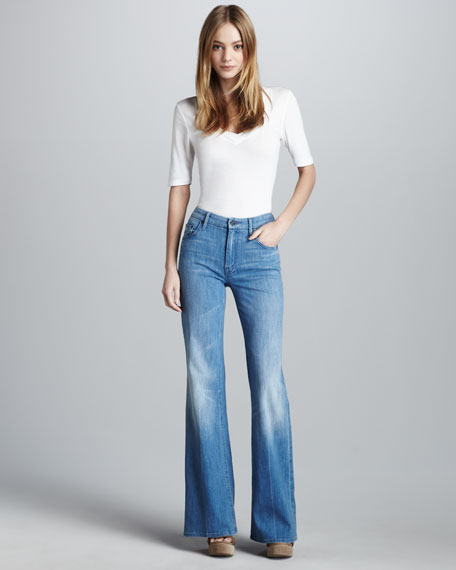 The Mellow Drama French Quarter Jeans