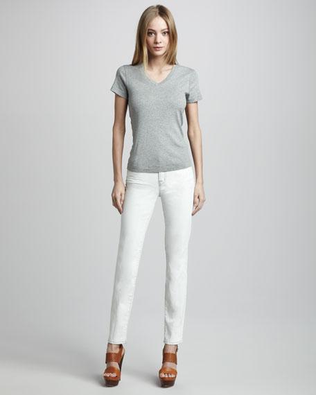 811 Polar Skinny Jeans