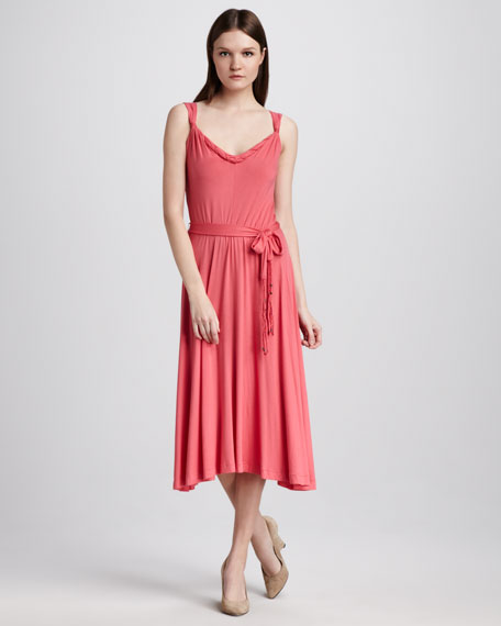 Janice Jersey Dress