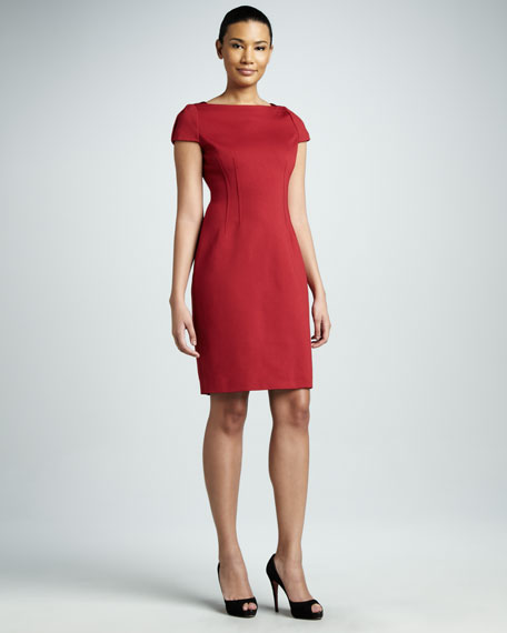 Davis Sheath Dress