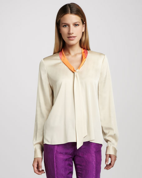 Rubin Silk Blouse