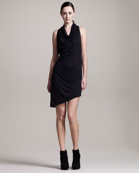 Kinetic Racerback Jersey Dress