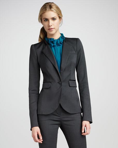 Hutton Tuxedo Jacket