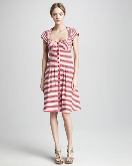 Paradise Striped Dress