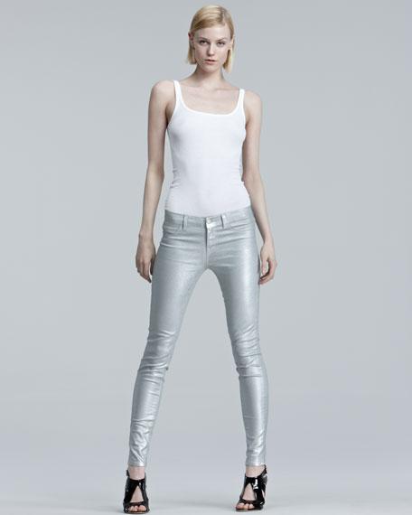 910 Sterling Sparkle Skinny Jeans
