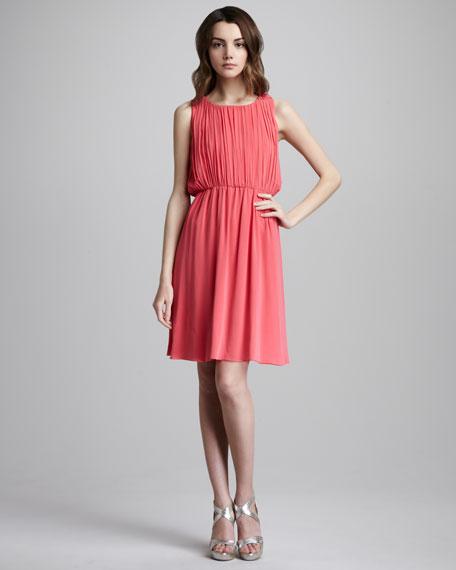 Meryl Pleated Dress